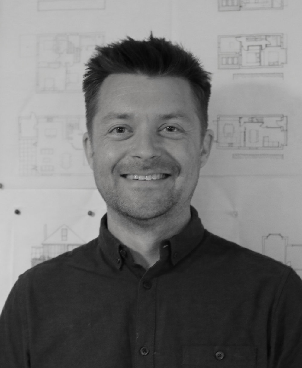 Tom Britton  Architectural Designer