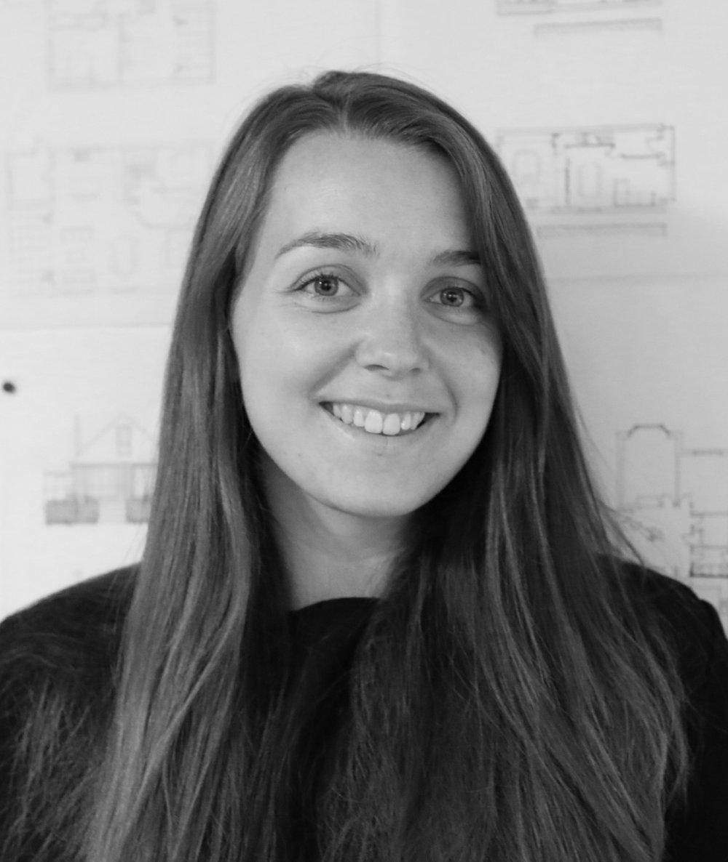 Rebecca Swain Architectural Assistant P1