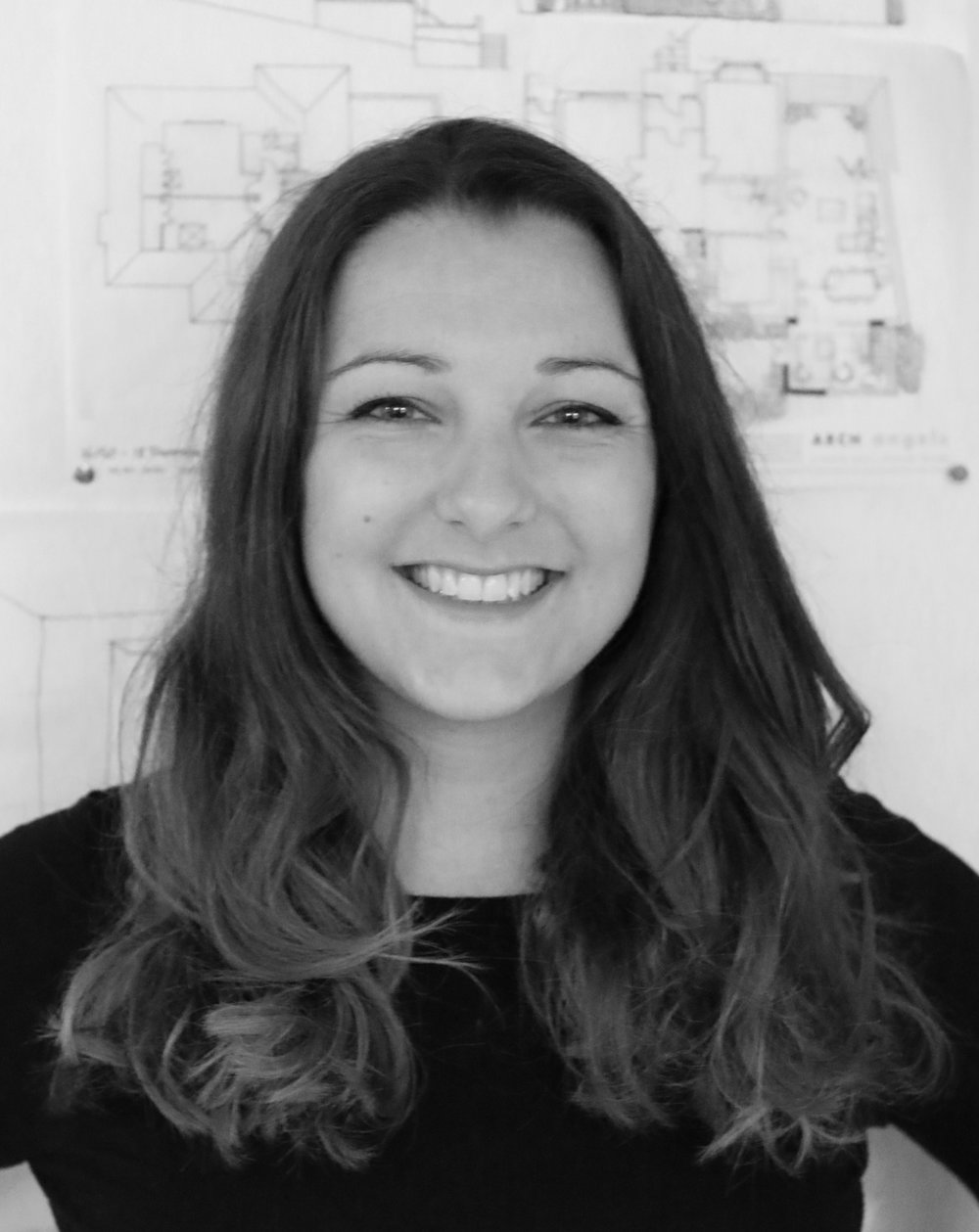 Justine Bourland Architectural Assistant P2