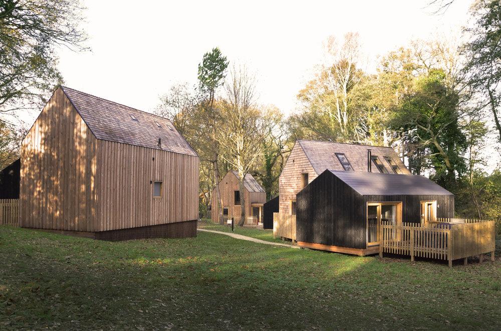 Hospitality : Burnbake Holiday Lodges