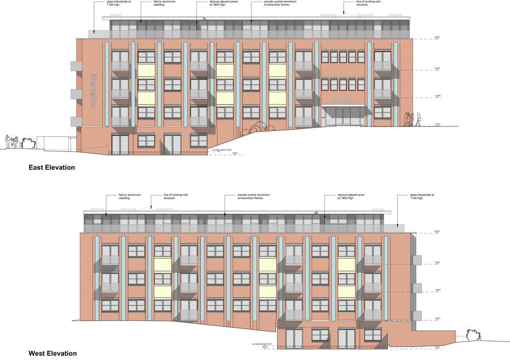 Residential Development : Martello Lofts