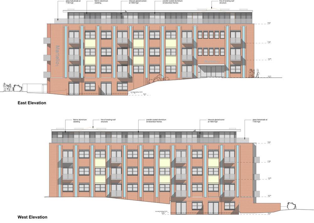 Residential Development : Martello Lofts