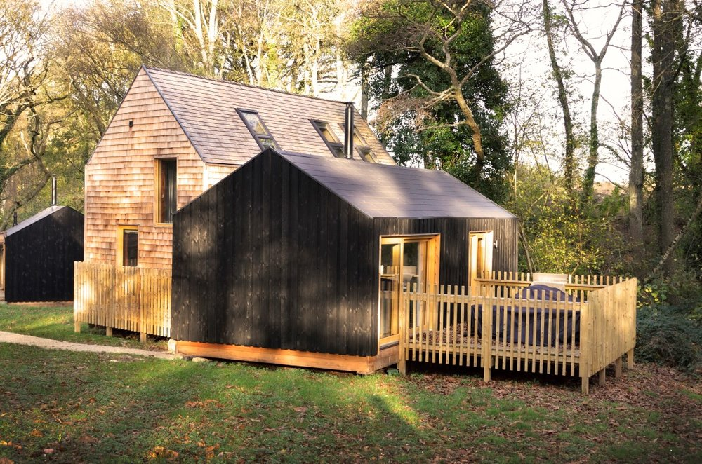 Tourism : Burnbake Lodges