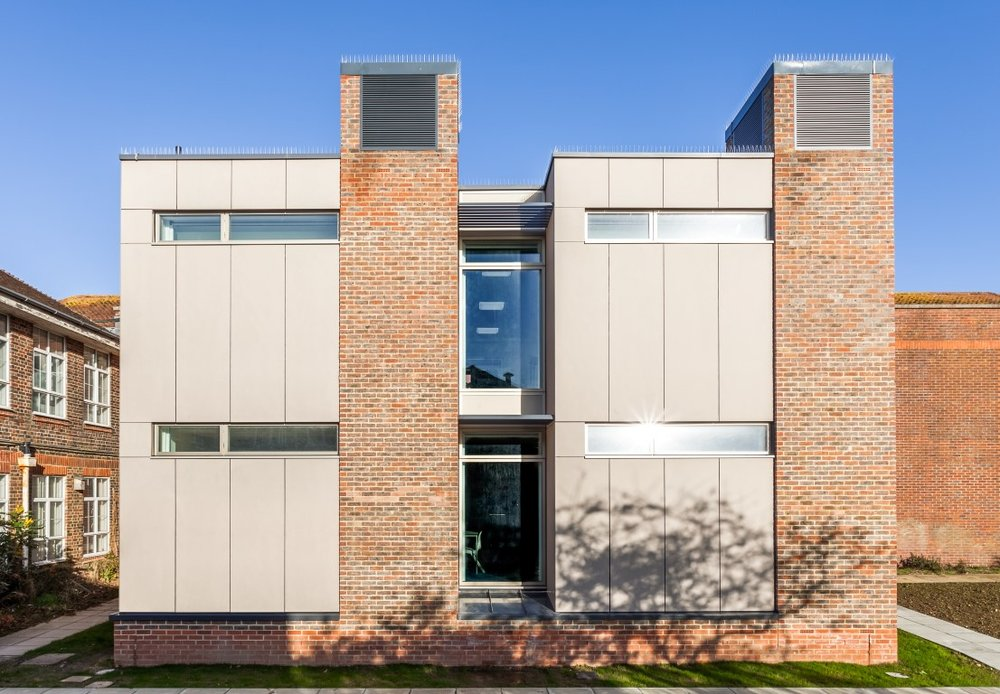 Education : Blatchington Mill School Extension