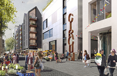 Circus Street Development Brighton