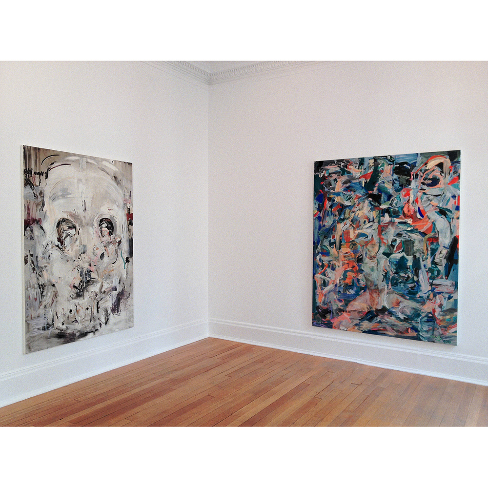 Cecily Brown: Madrepora at    Thomas Dane Gallery    3 & 11 Duke Street St James's  London SW1Y 6BN