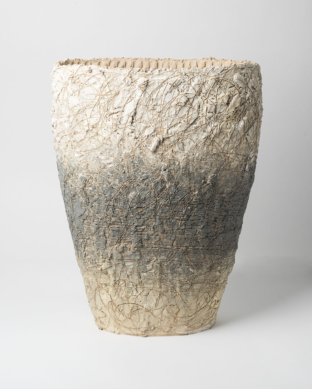 121. SOLD NC Sarah Purvey Landscape Series Float 46cm H x 34cm W x 23cmD £855.00.jpg