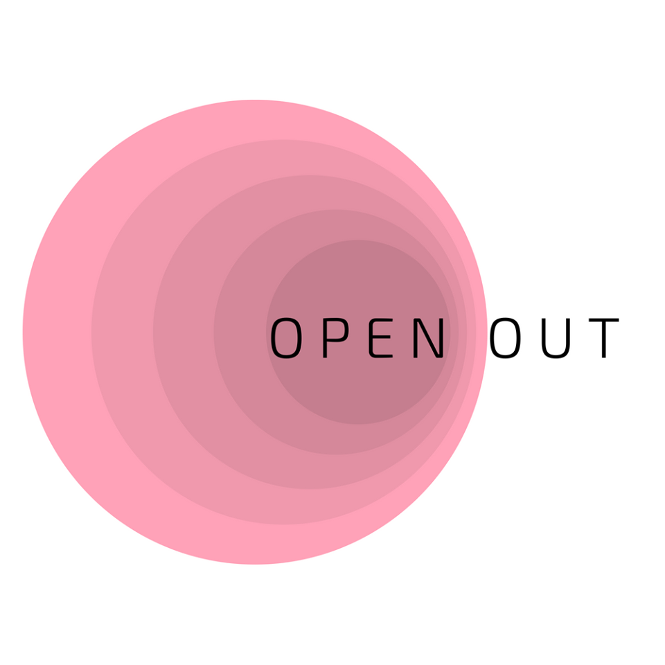 Open Out - Camilla R. Nicholaisen