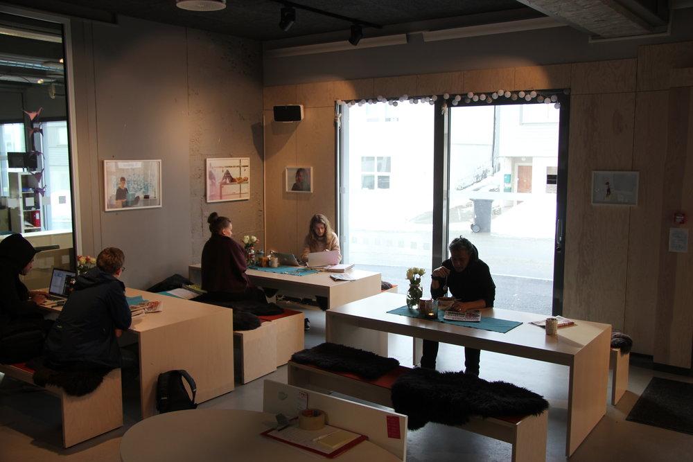 Kunstutstilling: Marni Kruse