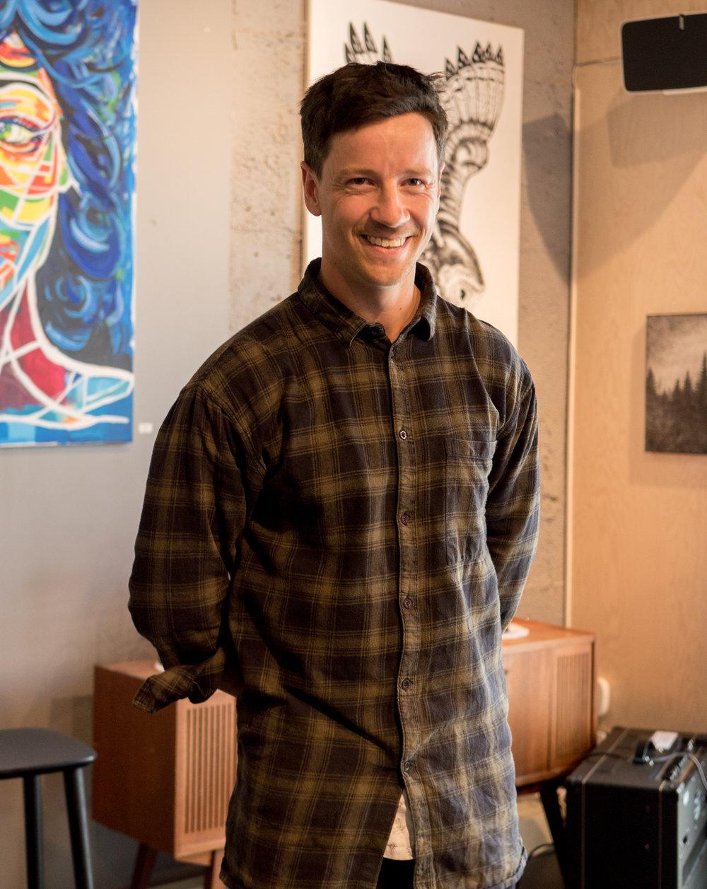 Kunstutstilling: Kristian Tiller Torsvik
