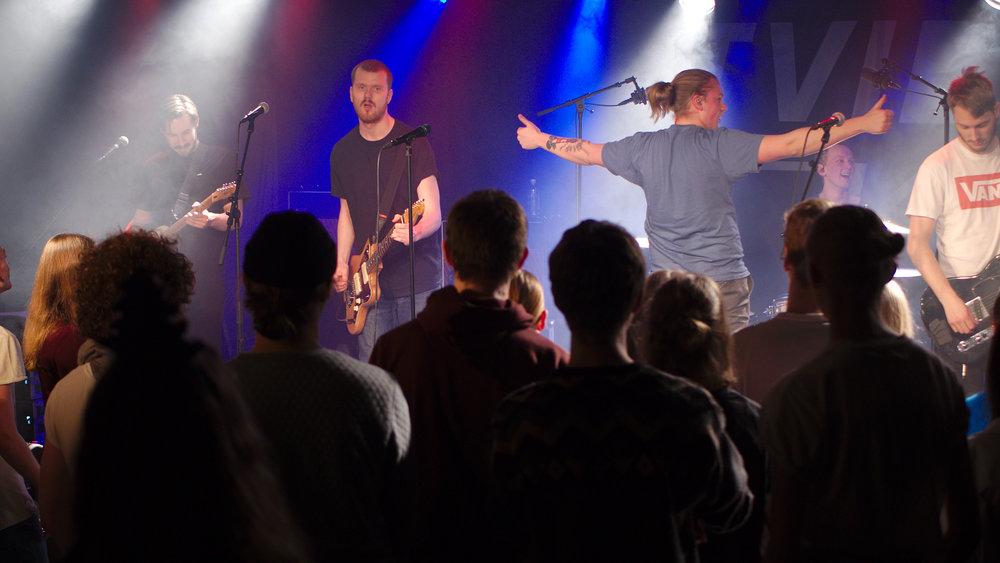 LÜT konsert på Tvibit 12.12.18