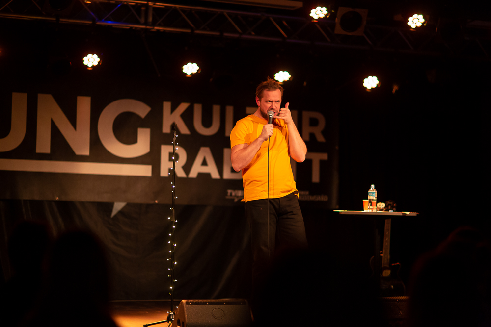 Standup på Tvbit 19.12.18