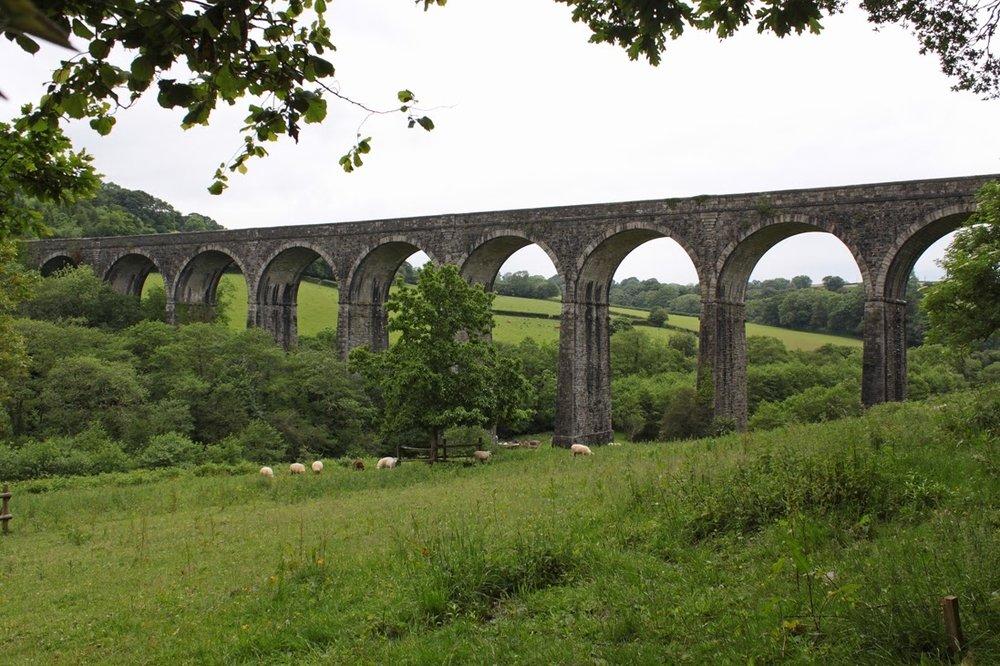 Bere Alston Viaduct