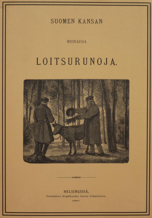 Loitsurunoja 1880