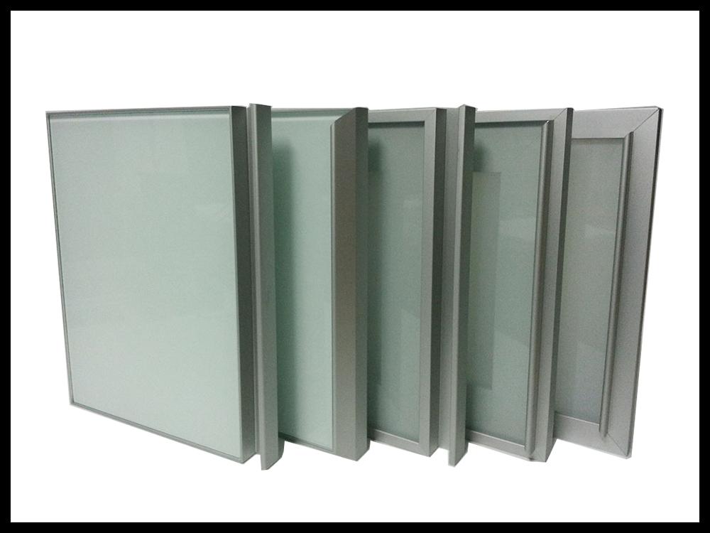 A Series Frame Profiles