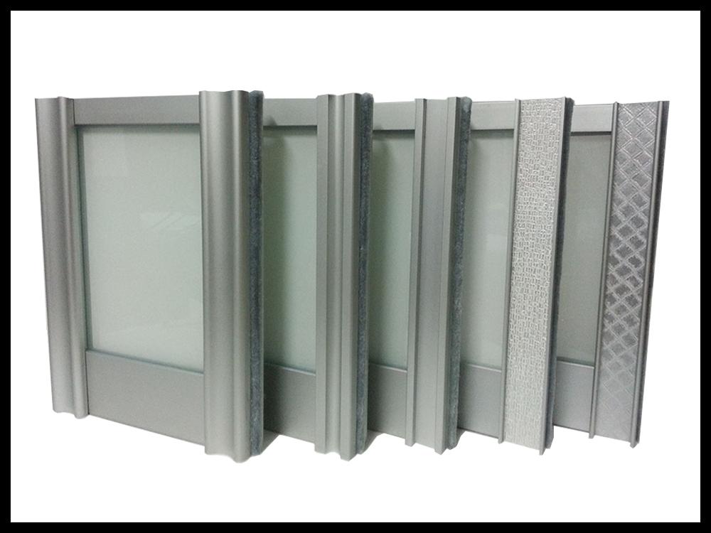 B Series Frame Profiles