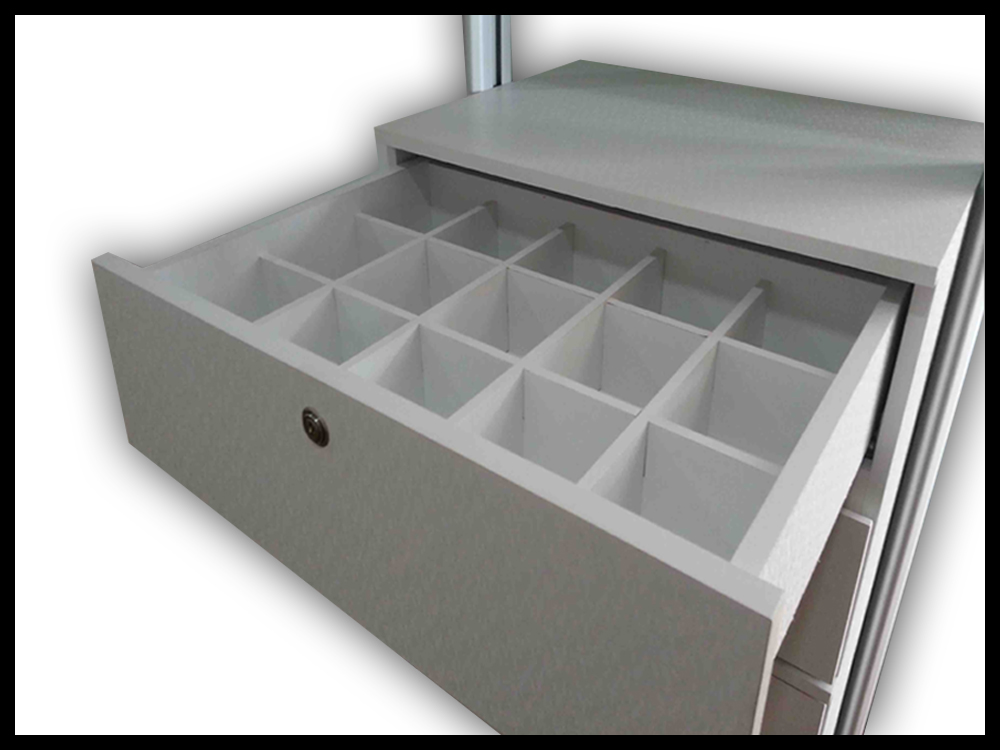 Drawer + Organizer
