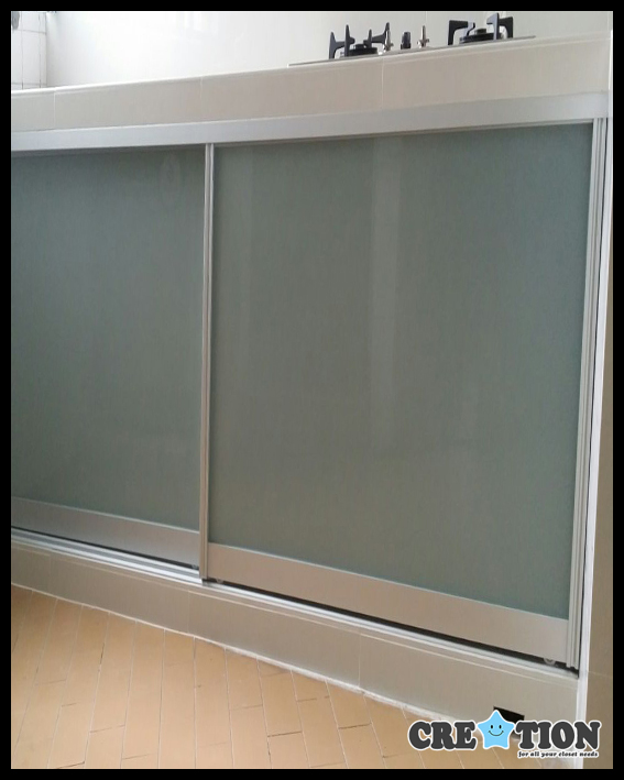 Kitchen Sliding Panel
