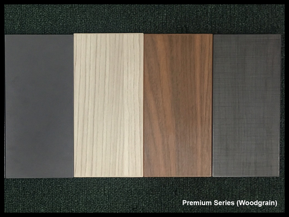 Premium Color Series (Woodgrain)