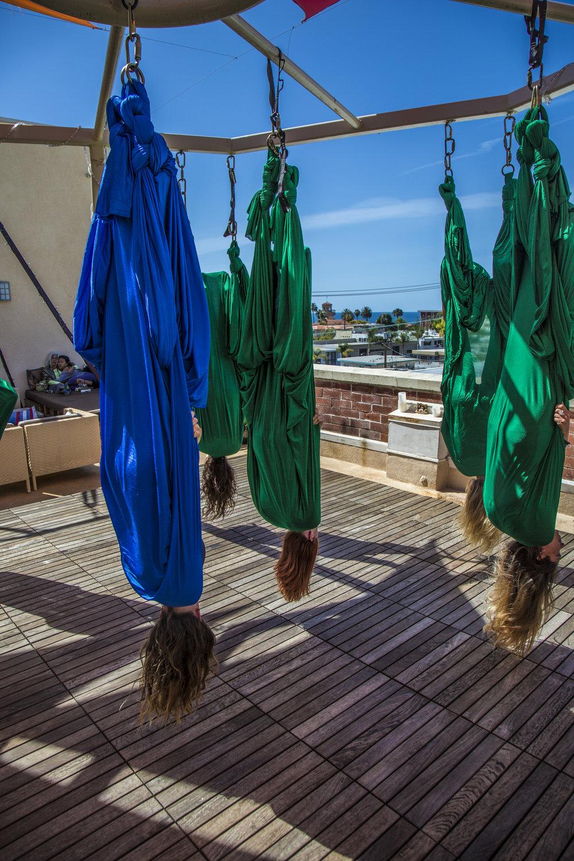 Aerial Yoga San Diego Aerial Yoga Training California