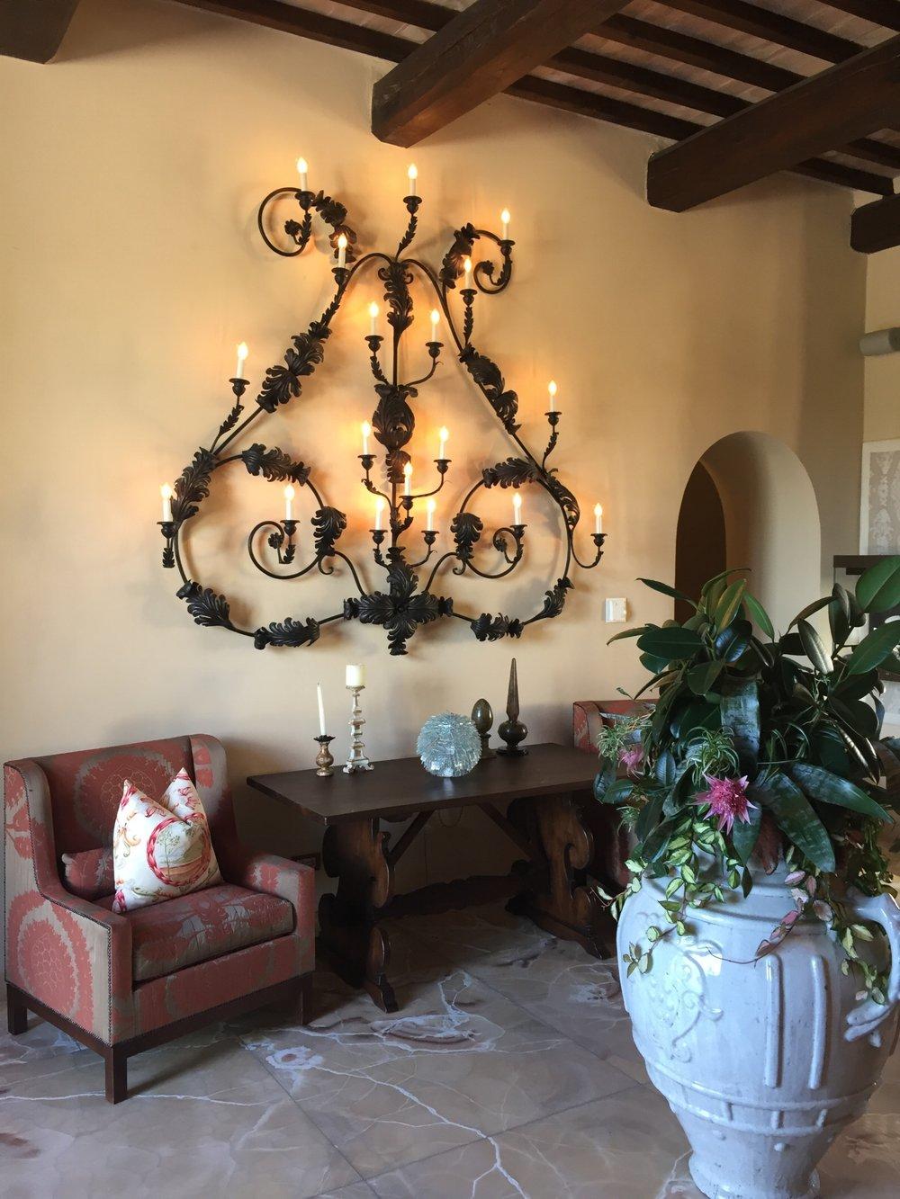 Castello di Casole Toscana 2017