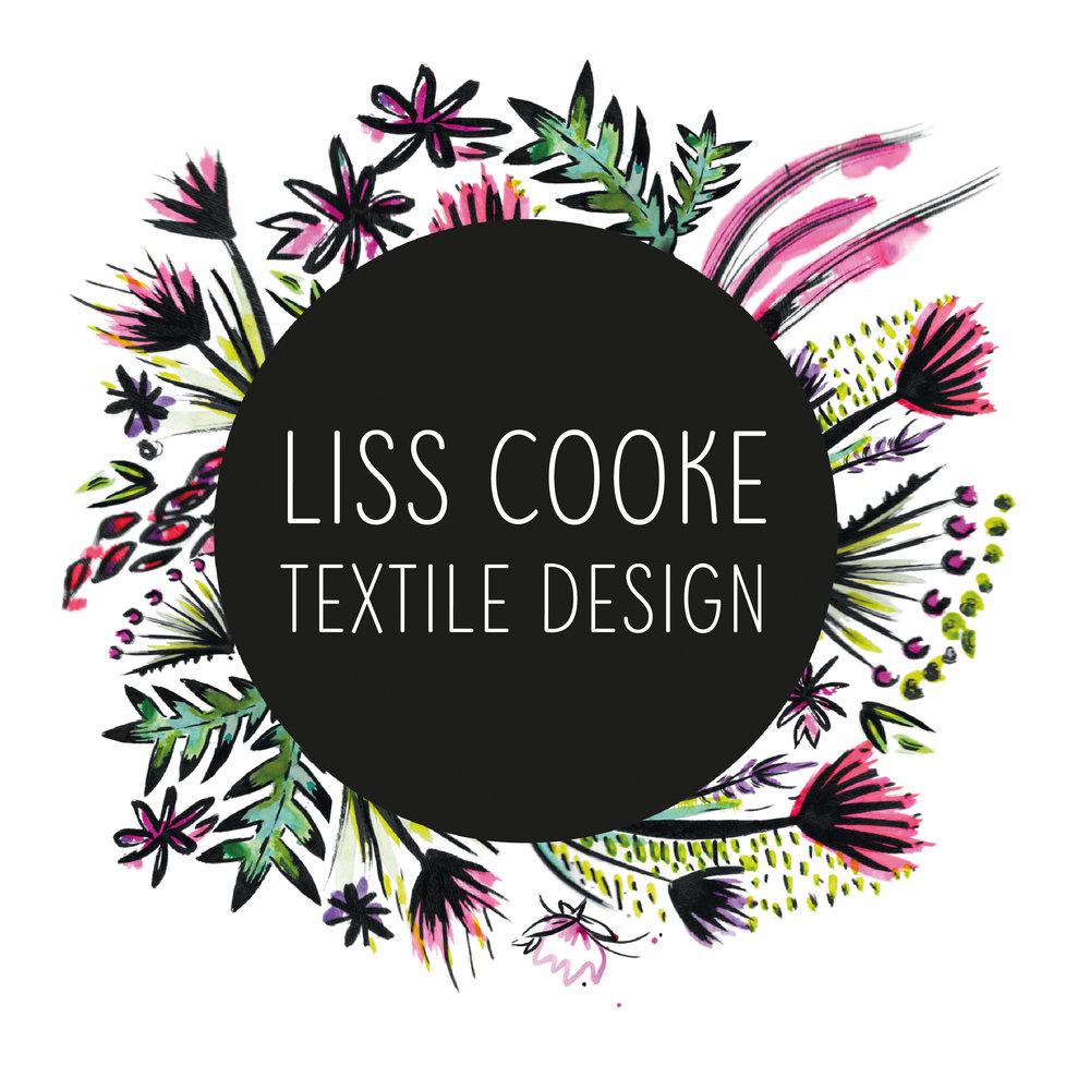 Superb Liss Cooke Textile Design