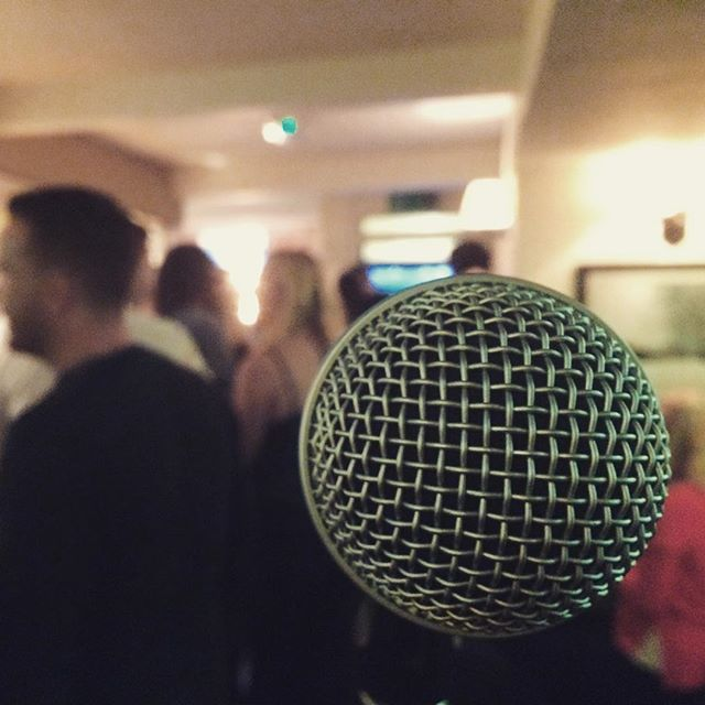 Cheeky little #birthday gig in #Bury it's a little bit small and a little bit busy. Oh my.