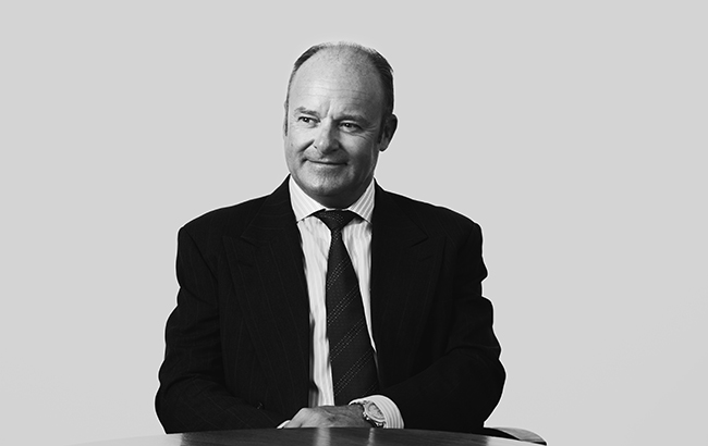 Paul Walsh CEO of Diageo from 2000 to 2013
