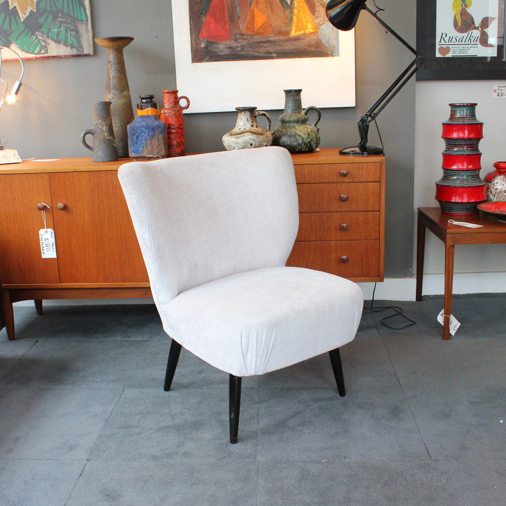 SOLD-   1950's Boudoir Chair £275