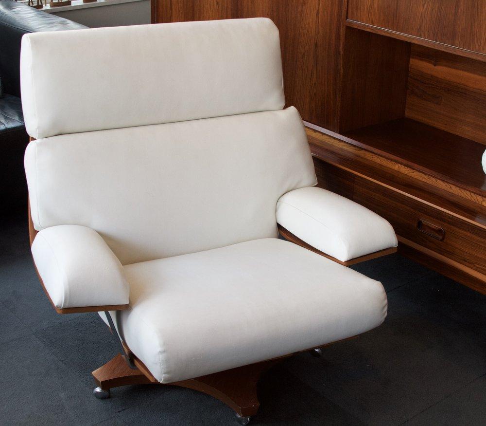 G-Plan Swivel Rocker Chair. The Housemaster Chair £850