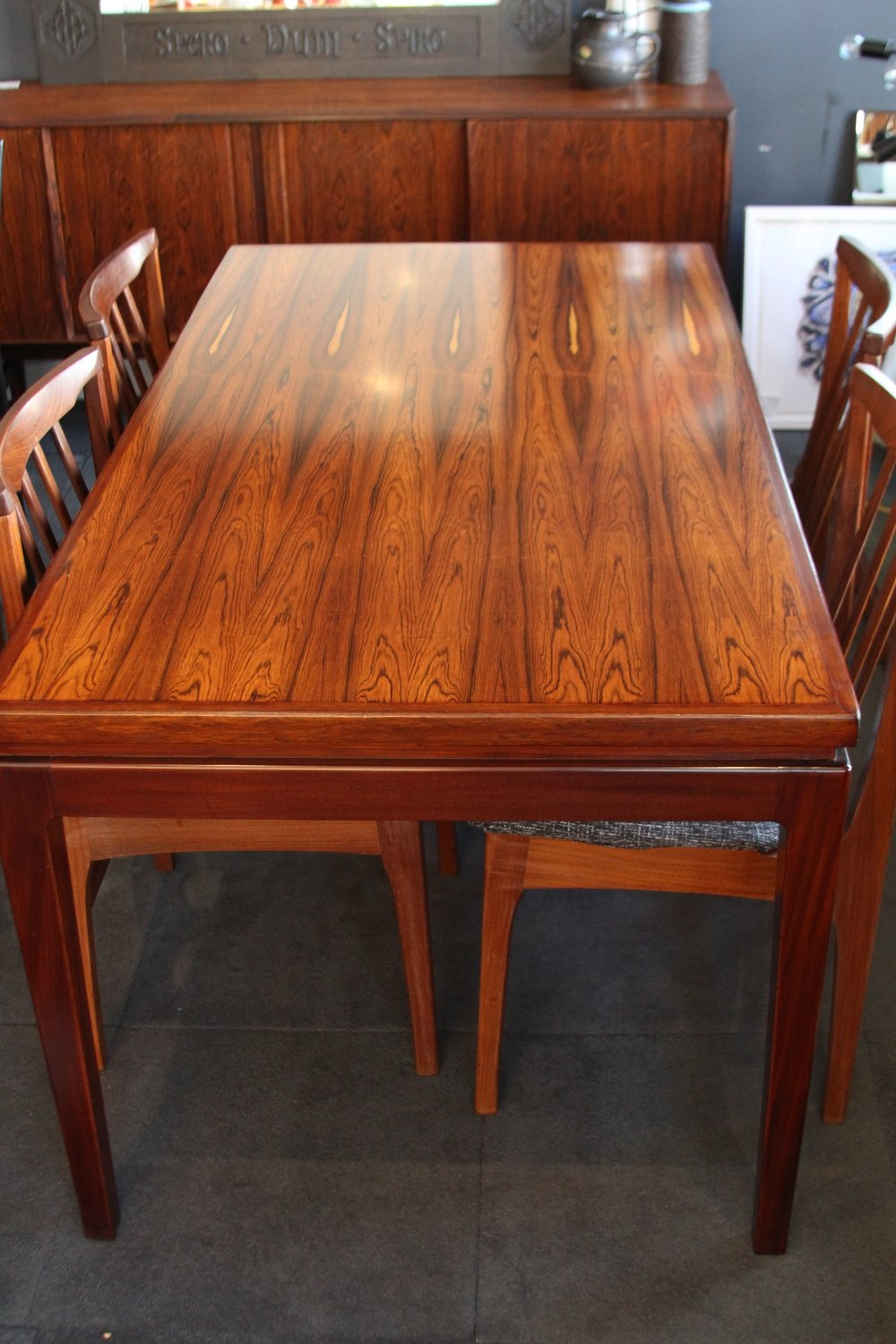 Rosewood Table £750