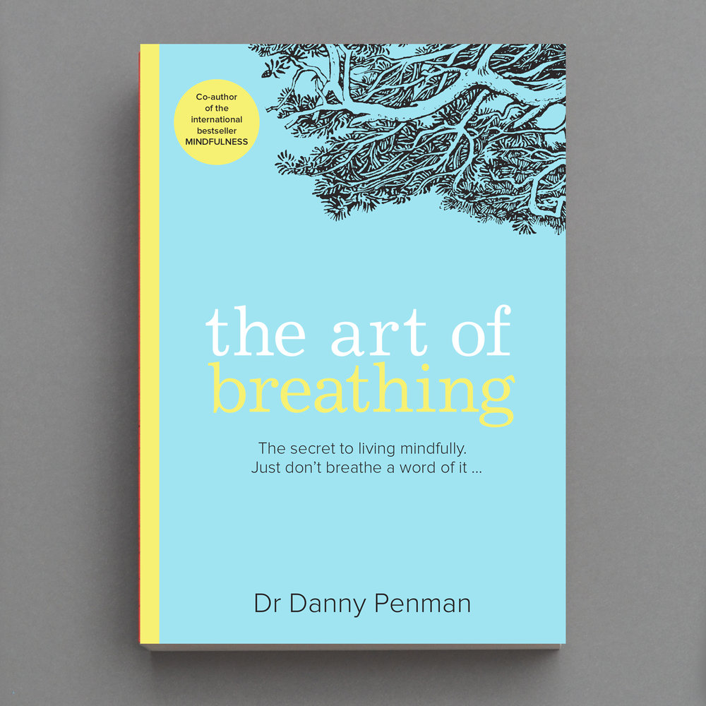 For HQ books a nonfiction midfulness title for bestselling author Danny Penman. Features designed interior and gorgeous small paperback format.