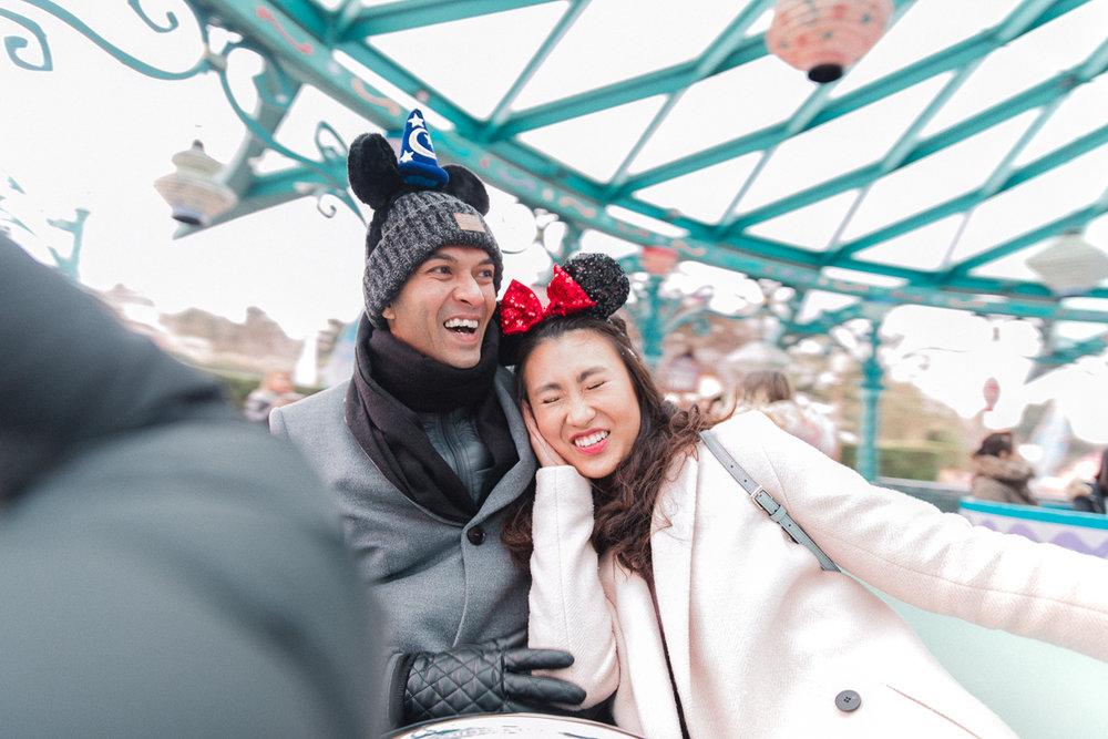 Chen Sands Paris Photographer Disneyland in Winter Engagement 11.jpg