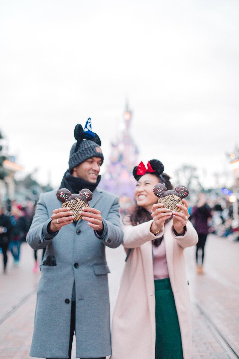 Chen Sands Paris Photographer Disneyland in Winter Engagement 22.jpg