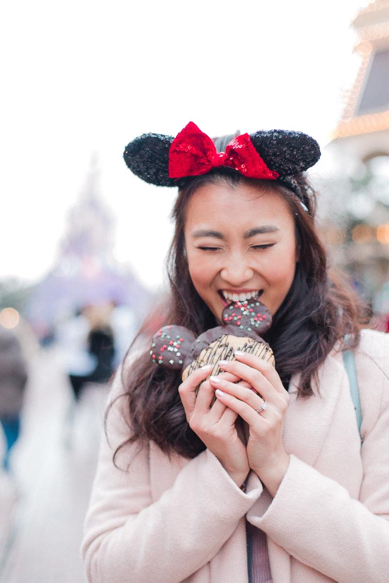 Chen Sands Paris Photographer Disneyland in Winter Engagement 25.jpg