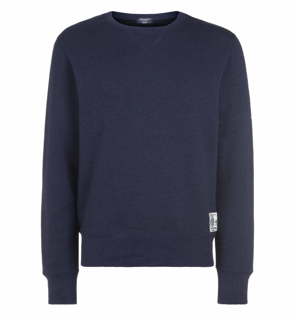 Hackett London Rowing Club cotton sweatshirt with Hackett London Rowing Club badge.   100% COTTON ~ The Social Club ~ LRC   £100