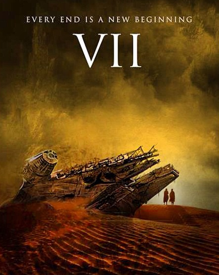 totalfilm :         The Best Star Wars Episode VII Fan Art, Posters & Trailers