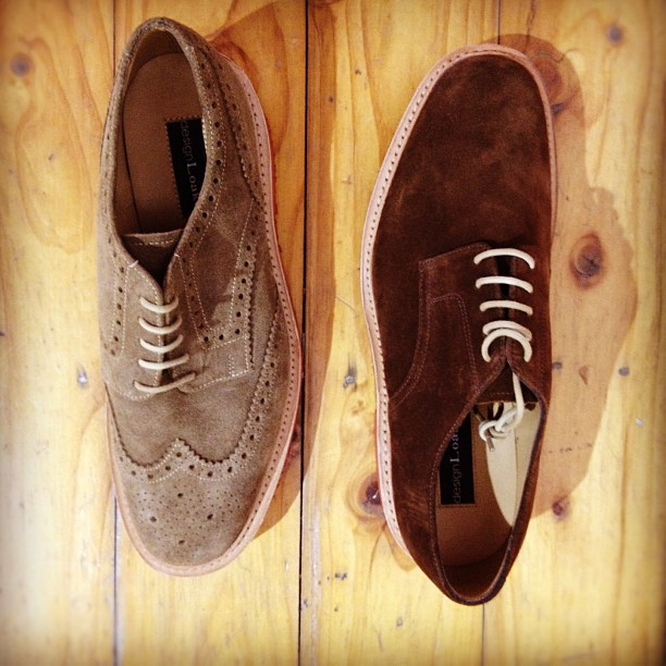 New arrivals from Loake.
