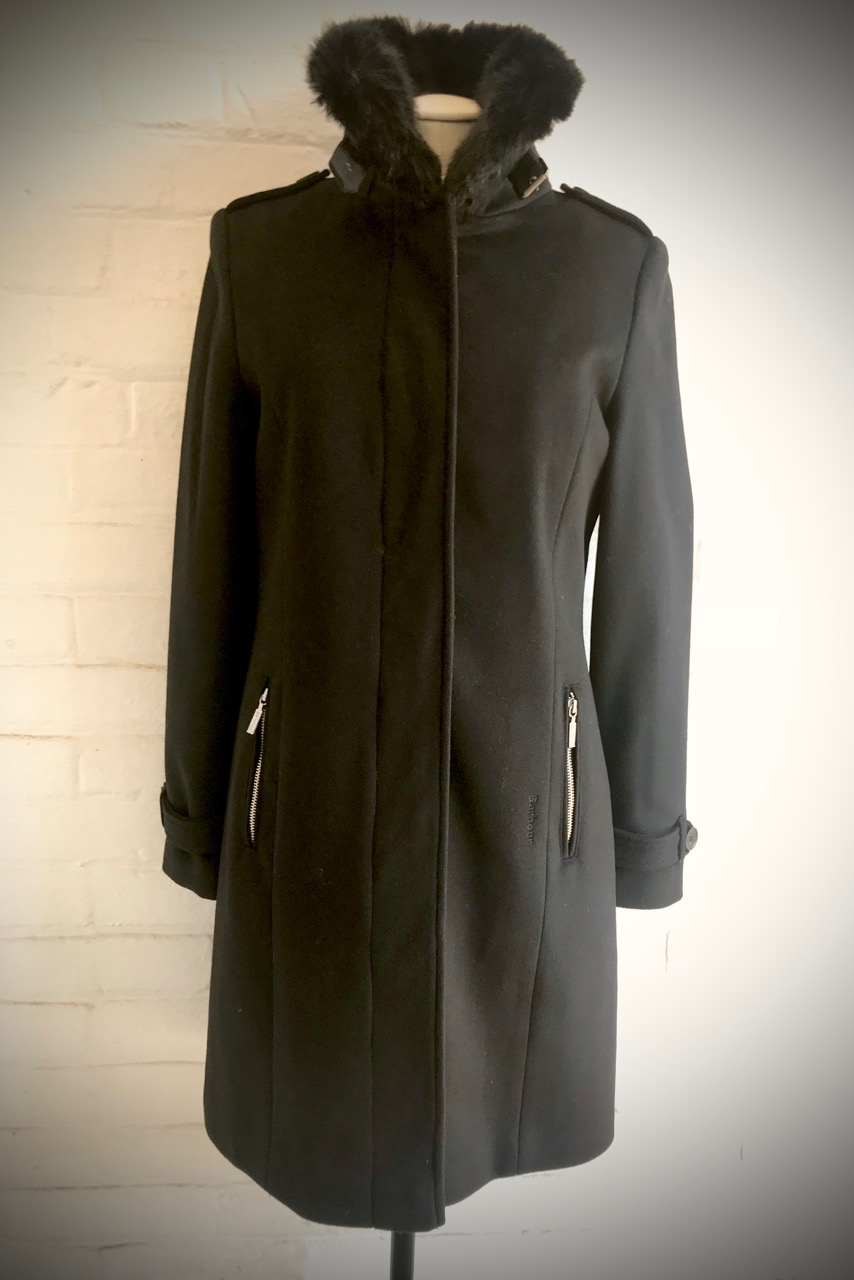 Barbour Balmedie Wool Coat - £249