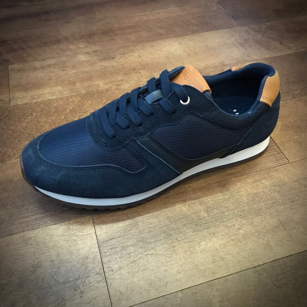 Hackett Trainer - Navy £75