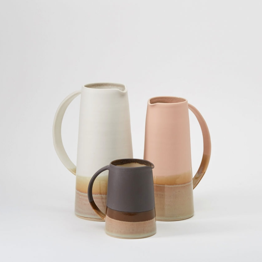 Emma Lacey - Rainbow - Set of Jugs