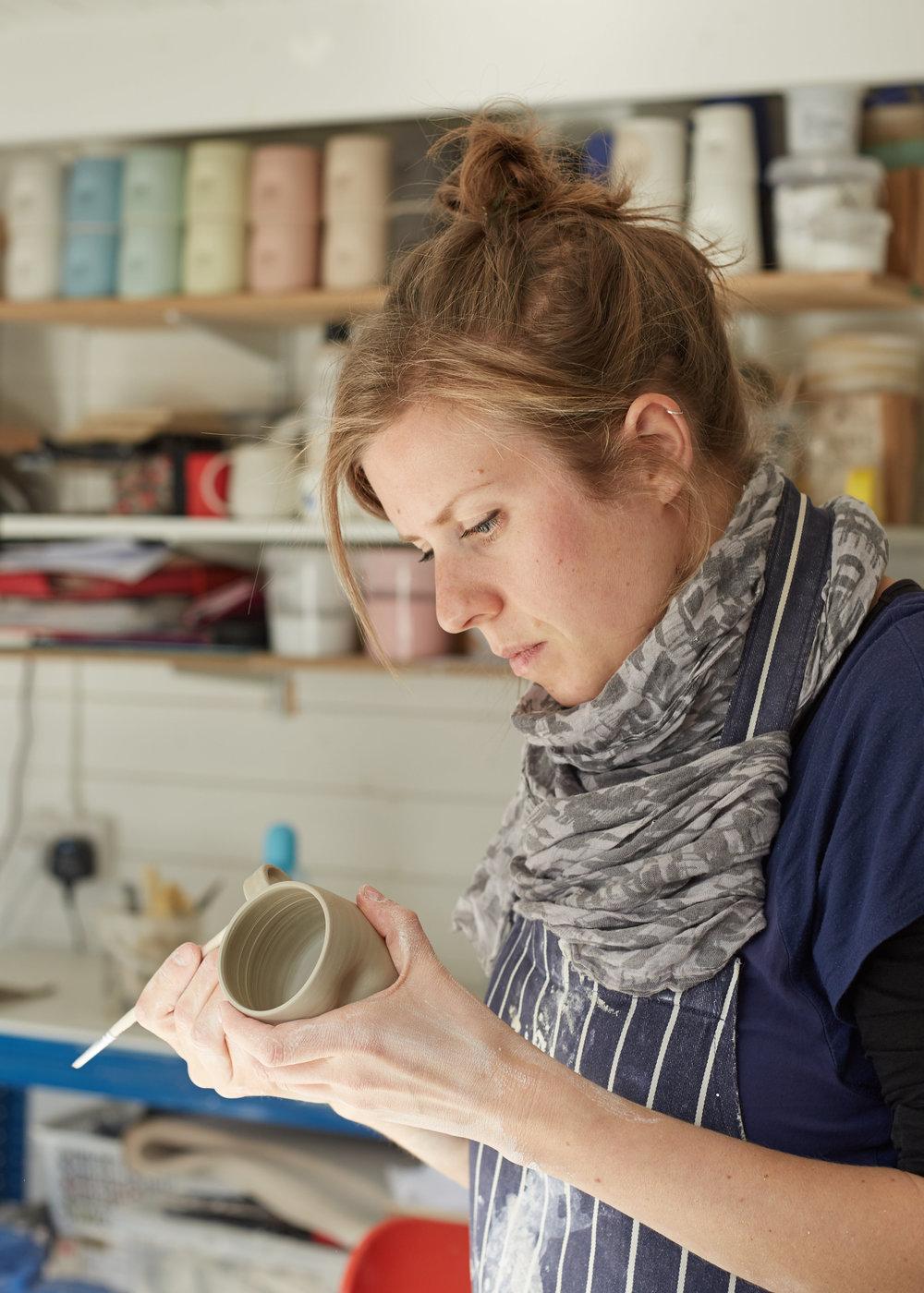 Emma Lacey - Studio