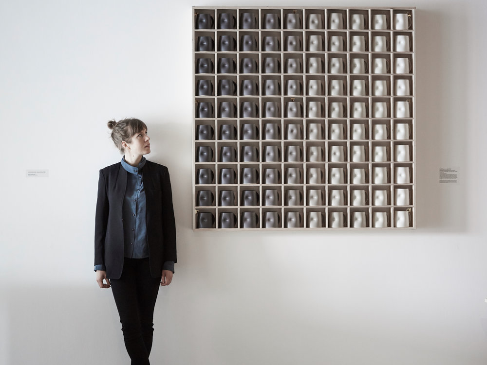 Emma Lacey & 100 Mugs