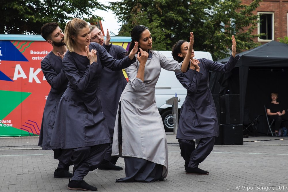 Paradiso  2017  Circulate resident artists  Akademi  were commissioned by Circulate to create a brand new contemporary piece of South Asian dance. This beautiful 40-minute dance production was inspired by the final part of Dante's Divine Comedy.   READ MORE