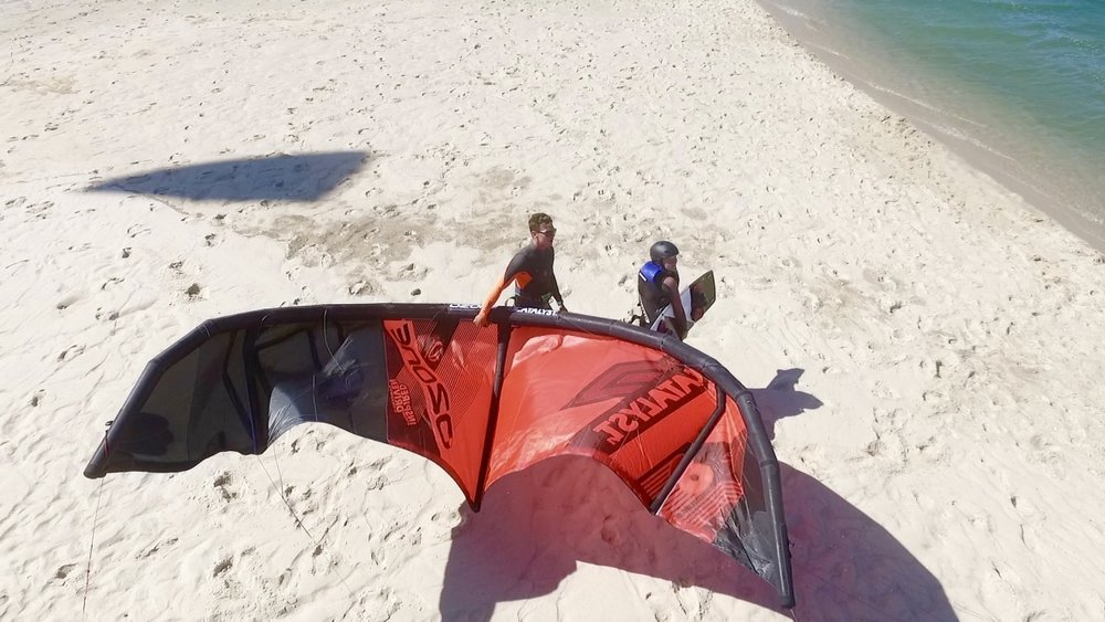 private-kitesurf-lessons-portugal