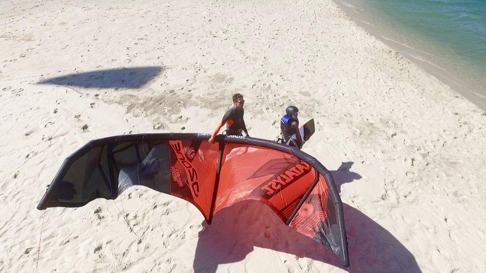 private-kitesurf-lessons-portugal