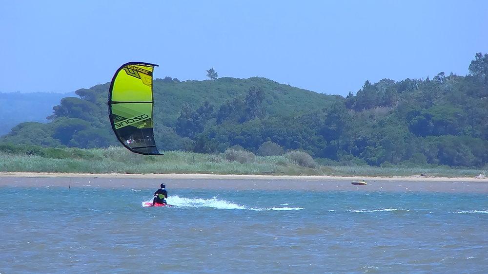 Kitesurf portugal