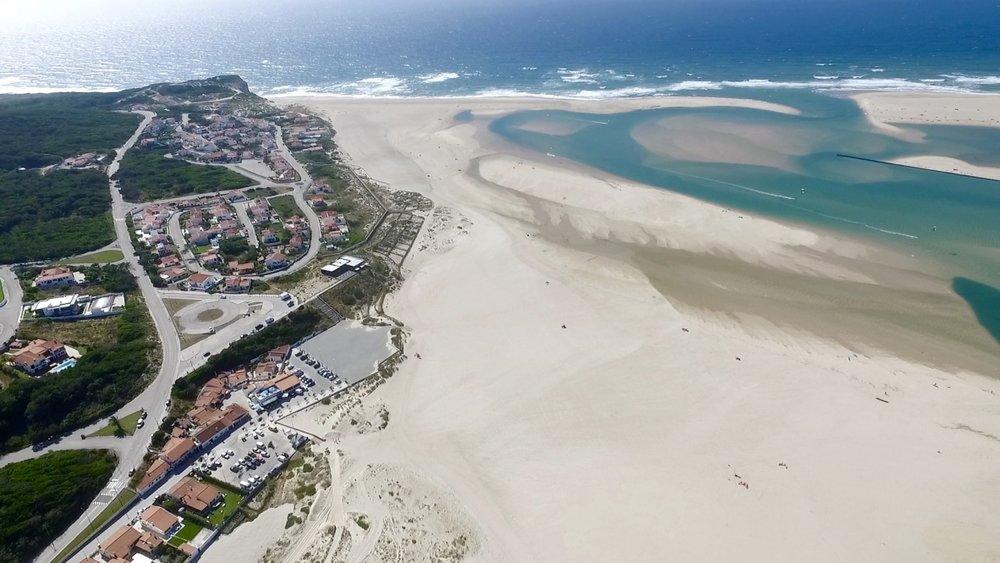 Copy of Kitesurf Lagoa de Óbidos - Portugal