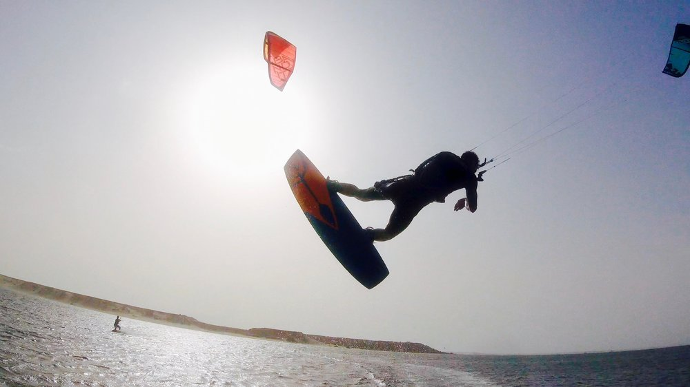 Kitesurf Dakhla | Kitesurf school | Kite Control Portugal