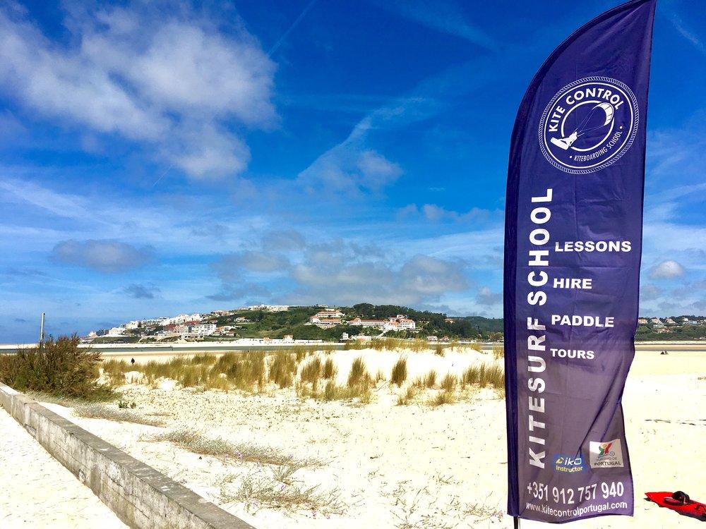 Copy of Kitesurf Obidos lagoon | Kitesurf school Lisbon | Kite Control